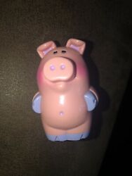 Playskool 2002 Old Mcdonald Fun Tunes Musical Tractor - Pig Figure Only Toy Rare