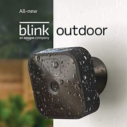 Portable New Blink Outdoor Wireless Weather Resistant Hd Security 3camera System