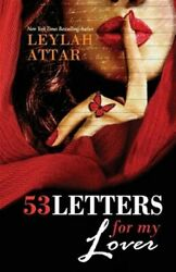53 Letters For My Lover Original Brand New Free Shipping In The Us