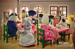 Sylvanian Families Calico Critters Harvester Restaurant