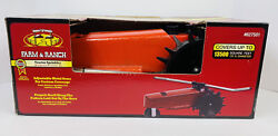 Farm And Ranch Self Propelling Tractor Sprinkler Red Brand New