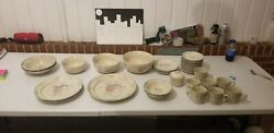 International Table Works Marmalade 47 Piece Set This Item Is Discontinued