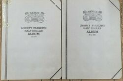 Complete Collection Of Walking Liberty Half Dollars 1916-1947 Pds In Dansco