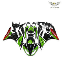Wo Fairing Injection Abs Plastic Fit For Kawasaki 2009-2012 Zx6r 636 X007