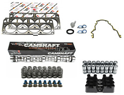 Brian Tooley Racing Btr Truck Cam Kit W/ Camshaft Installation Package 5.3 6.0