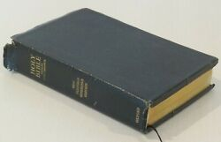 Holy Bible New Scofield Reference Edition Kjv Concordance, Leather, Oxford, 1967