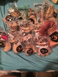 Taco Bell Talking Chihuahua - Lot Of 13 Sealed, Many Different Kinds