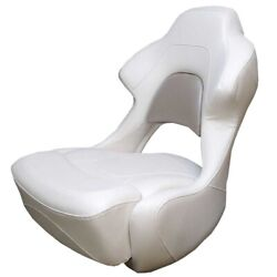 Larson 0884933 Lxi Wht / Champagne Boat Bolster Seat