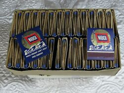 Vintage Wabash Railroad Train Advertising Matchbook Cover Matches New Full Box
