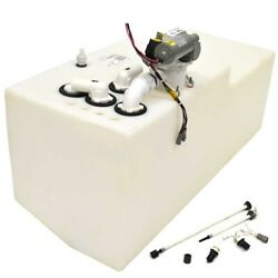 Dometic Boat Holding Tank W/ Pump 322506201 | 62 Gal Sea Ray 550 Fly