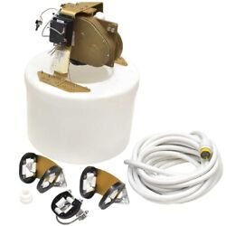 Glendinning Cablemaster Cm-7 Boat Shore Power Kit   50and039 12v No Remote
