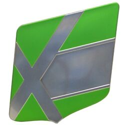 Mastercraft Boat Raised Wakeboard Decal 7502058   X Series Lime Silver