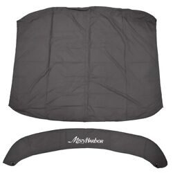 Misty Harbor Boat Aft Canopy Cover 45292-11   Dowco W/ Boot Gray 2016