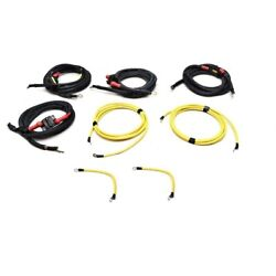 Hcb Yachts Boat Harness Kit Hs16135129 | Direct Power 8 Pc