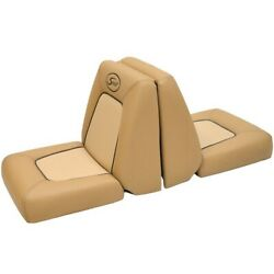 Scout Boat Back To Back Lounge Seat | Tan Beige No Base
