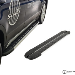 Running Board Side Step Nerf Bar For Toyota Proace Short 2017 Andrarr Up