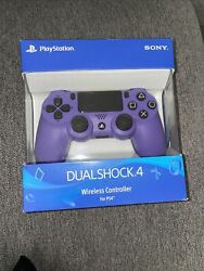 [official Sony Oem] Factory Sealed Dualshock 4 Electric Purple Ps4 Controller