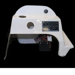 G3 Boat Starboard Mount Steering Console Off White