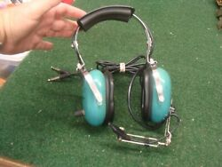Sigtronics S-40 Aviation Headset Tested And Works