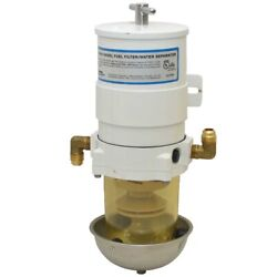 Racor Boat Fuel Filter Separator 900ma10 | Diesel Water 10 Micron