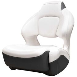 Chaparral Boat Captains Helm Seat | 267 / 247 Ssx Bolster White Slate