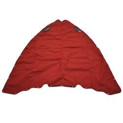 Bryant Boat Bow Cover Br701-31   210 Apex Canvas Burgundy 2012 - 2017