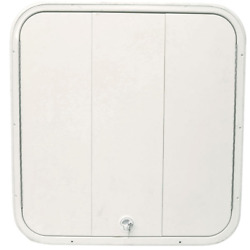 Larson Boat Access Door | 209 / 219 Lxi Off White Starboard