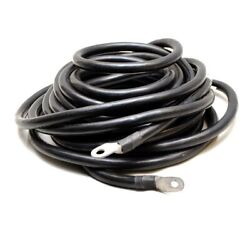 Essex Boat Windlass Battery Cable 74363 | 4/0 Awg 41 Foot 6 Inch Black