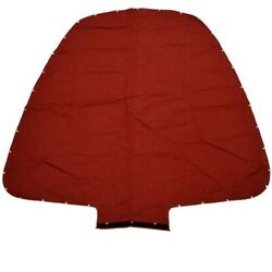 Chaparral Boat Bow Cover 115867006   307 Ssx Red