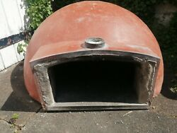 3ft X 3ft Large Outdoor Wood Fired Pizza Oven