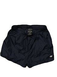 80's men's vintage adidas short Blue Navy