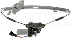 Dorman - Oe Solutions Power Window Regulator And Motor Assembly 748-173 Fits
