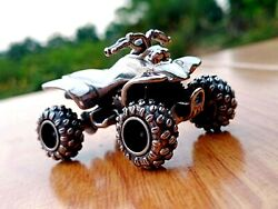 New Atv Collectible Motorcycle 925 Sterling Silver Classicmodel Realistic Value