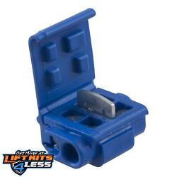 Curt 59956 Snap Lock Tap Connectors With Gel Sealant All Non-spec Vehicle