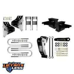 Icon K34000-99 4.5-5 Hanger System For 2000-2004 Ford F-250/f-350 Sd 4wd
