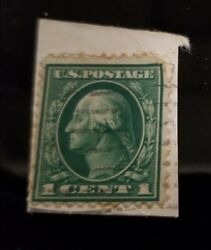 Stamps Used United States-george Washington And Benjamin Franklin. Price Each St