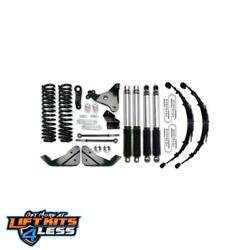 Icon K67101 7 Suspension Lift Kit - Stage 2 For 2005-07 Ford F250/f350 Sd 4wd