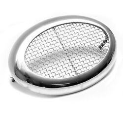 Sea Ray 1699523 Stainless Steel 6 3/16 X 4 1/8 Inch Boat Horn Cover Grill