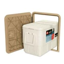 Innovative Product Solutions 1618 Custom Taupe Poly Boat Storage Hatch / Door