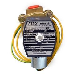Cruisers Yachts Asco Efht8210g93v Red-hat 2 Way 3/8 Inch Solenoid Valve