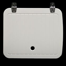 Bryant Boats Bb-053p-sf Arctic White 17 X 14 1/2 Inch Boat Storage Lid 268