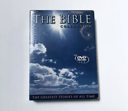 The Bible Collection Boxed Set 7 Dvd By Sparrow Records Dvd The Greatest Stories