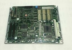 Used Mitsubishi Motherboard Hr116 In Good Condition