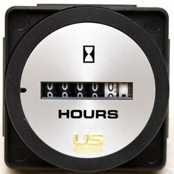 Faria Boat Hour Meter Gauge Mh0118a | 2 Inch Incomplete