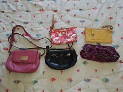 Lot of Coach Marc Jacobs and Michael Kors Bags $45.00