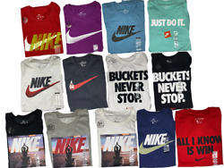 Men Nike Tee T-shirt - Multiple Styles And Colors - S M L Xl 2xl - Nwt
