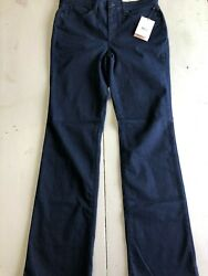 Womenand039s Nydj Barbara Bootcut Jeans Rinse Color Mdnm2044 Various Sizes 074