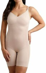 Miraclesuit Shapewear Women's Smooth Sculpt Long Leg Bodybriefer