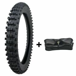 19 Front 70/100-19 Tire Tube For Pit Pro Dirt Bike Crf100 Crf150 Xr100 Cr80rb