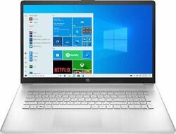 HP 17.3quot; Laptop Intel Core i3 8GB Memory 1TB HDD Natural Silver $469.99
